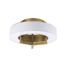 Rated Lumens Bronze Finish Scotch Crystal Glass Wet Safety Rating Maxim 39650SHBZ Mystic 11-Light LED Flush Mount PCB LED Bulb Shade Material 75W Max.